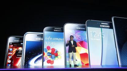 Samsung kampt met stagnerende smartphonemarkt en concurrentie van goedkopere Chinese merken