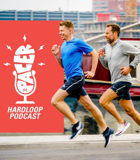 Hardlooppodcast De Pacer: Lopen, ondanks raketdreiging