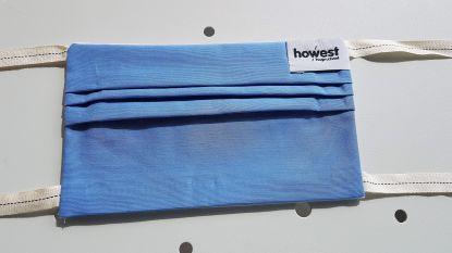 Hogeschool Howest maakt zelf 5.000 mondmaskers voor studenten en personeel: 'Tijdige levering in eigen handen houden'