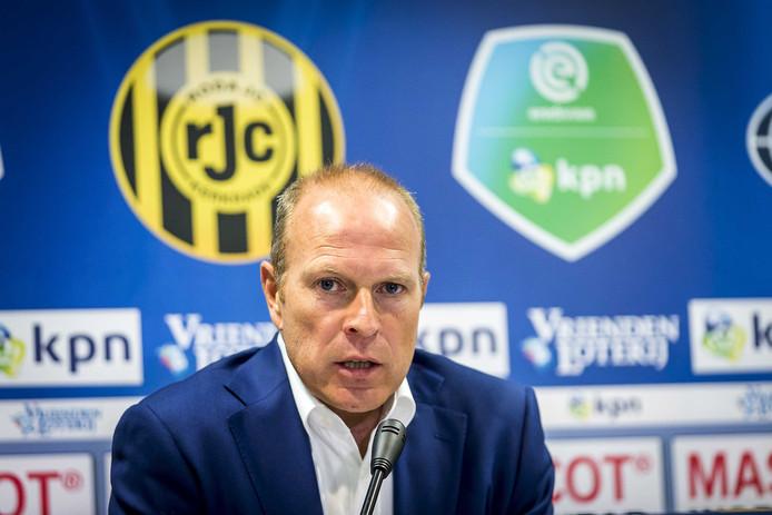 Molenaar klaagt over kwaliteit puntloos roda jc nederlands voetbal