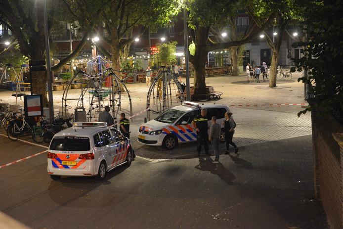 Slachtoffer bij steekpartij in Sint Jacobstraat