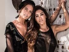 Vriendinnen Kim en Yolanthe sexy op Ibiza