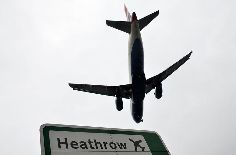 Londen Heathrow blijft de drukst bezochte van Europa.