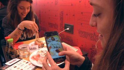 In dit restaurant kan je gratis eten als je veel Instagramvolgers hebt