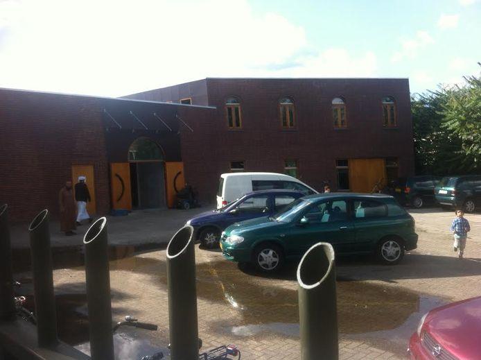 De As-Sunnah moskee in Tilburg-Noord.