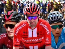 Campenaerts tekent bij Dimension Data, Dan Martin naar Israel Cycling Academy
