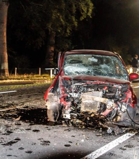 Gewonde bij eenzijdig ongeval in Putten