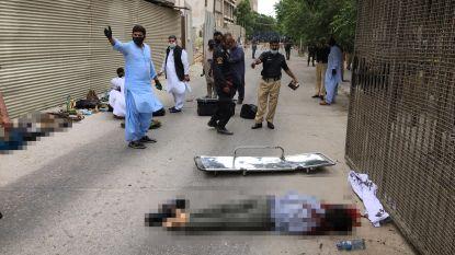 Minstens zeven doden na gewapende aanval op beursgebouw in Pakistan