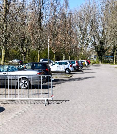 Opzij, maak plaats: Bij Zegersloot wordt het parkeerverbod verbroken