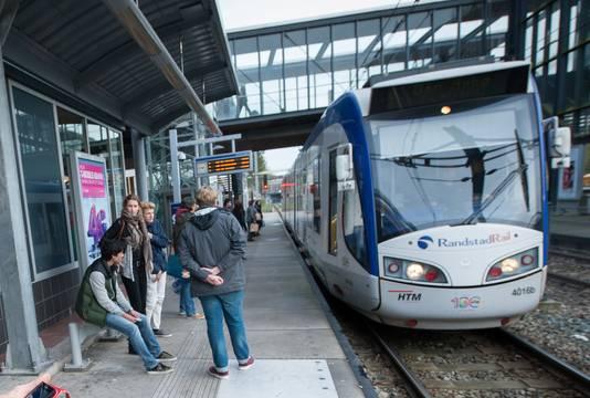 Ook Randstadrail krijgt een halte bij station Bleizo.