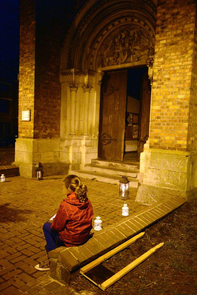Herdenkingsviering Sierre in de Sint-Lambertuskerk in Heverlee.