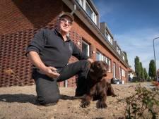 Zorgen in Velpse Beltjeshof na vondst tientallen asbestdeeltjes in tuin