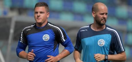 Jordy van der Winden nog steeds in beeld bij FC Den Bosch