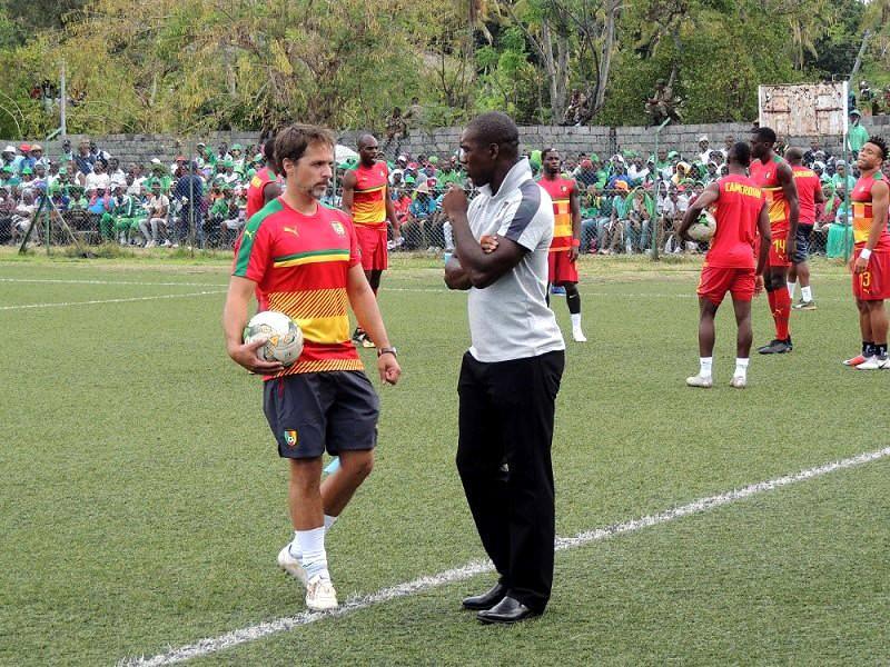 Seedorf Kameroen