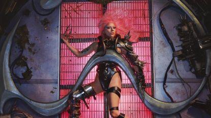 Lady Gaga blijft records breken: zesde album 'Chromatica' op 1 in hitlijsten