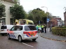 Brommerrijder gewond bij botsing met auto in Tiel