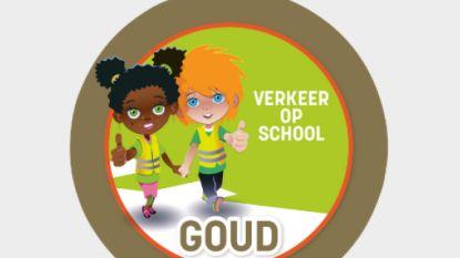 GO!-basisscholen bekroond met Verkeer op School-medaille