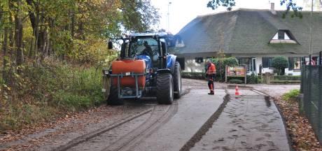 Nieuwe aanpak om de zandwegen in Montferland niet meer te laten stuiven