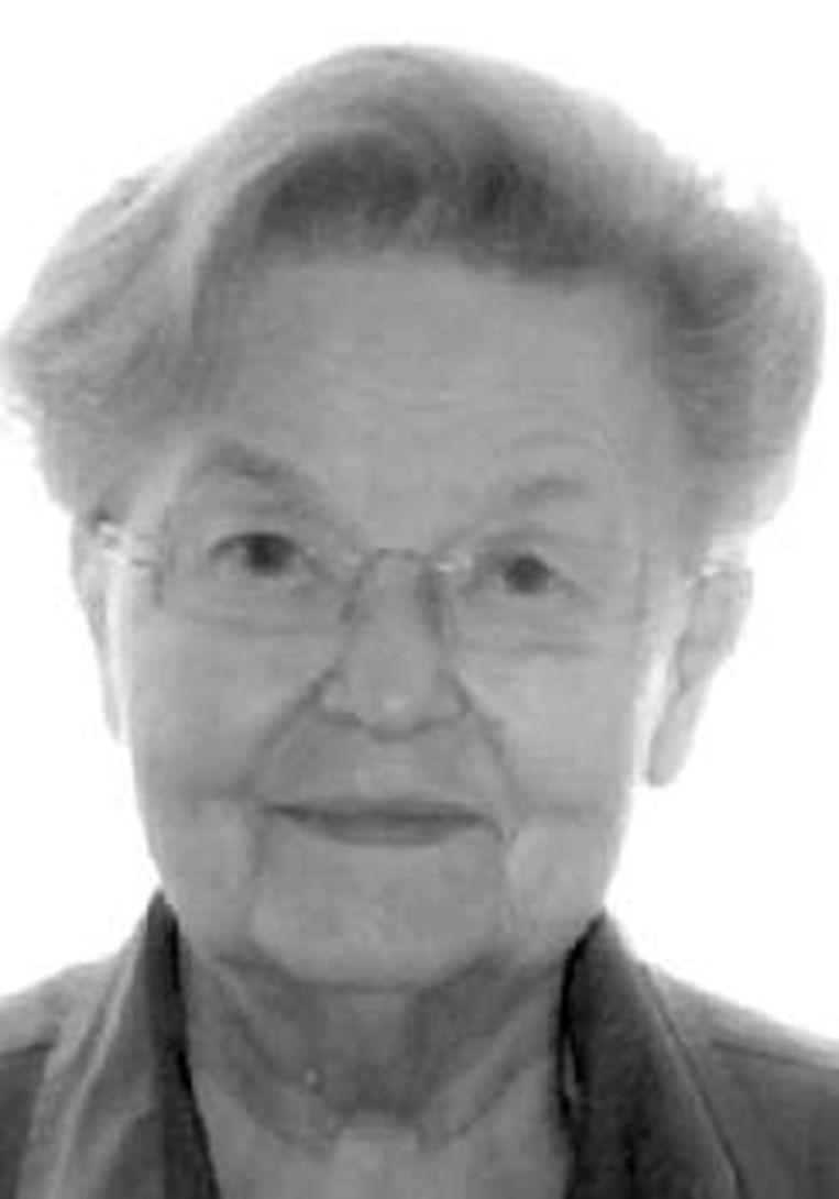 Anna Drenters.
