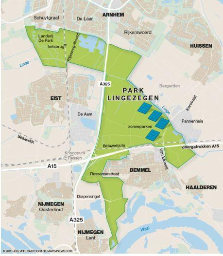 Buitenkansje voor Bemmel: een weg en een woonwijk in één klap