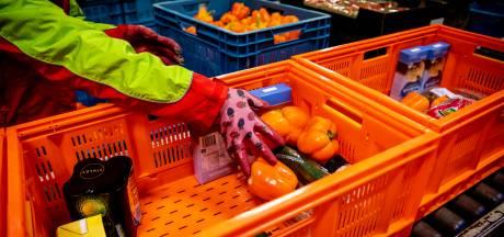 Gooise Voedselbank maakt zich zorgen over stijgend aantal klanten en lege schappen