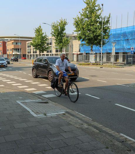 Onderhoud aan fietspad Boschdijk