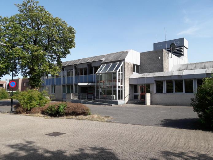 In het voormalige postsorteercentrum aan de Christiaan Geurtsweg komt een Street Jump.
