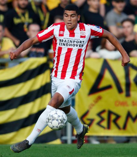 Jong PSV oefent besloten tegen beloften Borussia Dortmund, spelers terug vanuit A-selectie