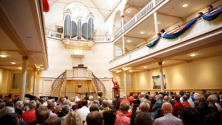 Keizersgrachtkerk Beeld ANP