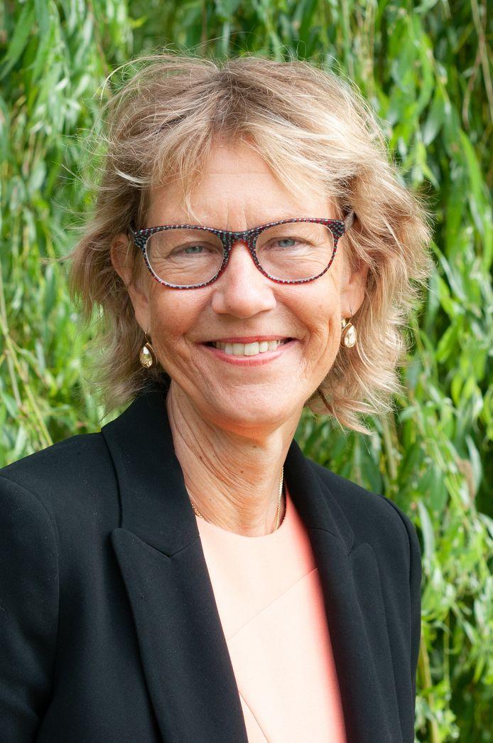 Wethouder Jolanda de Witte van Zwijndrecht