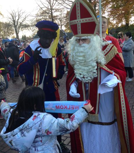 Sinterklaas zet ook voet op Berkelse en Oisterwijkse bodem