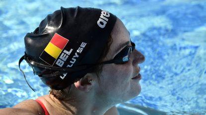Lecluyse en Vermeiren zwemmen WK-limiet op 50m schoolslag