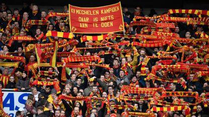 Dossier matchfixing: bond wil degradatie voor Mechelen en Waasland-Beveren
