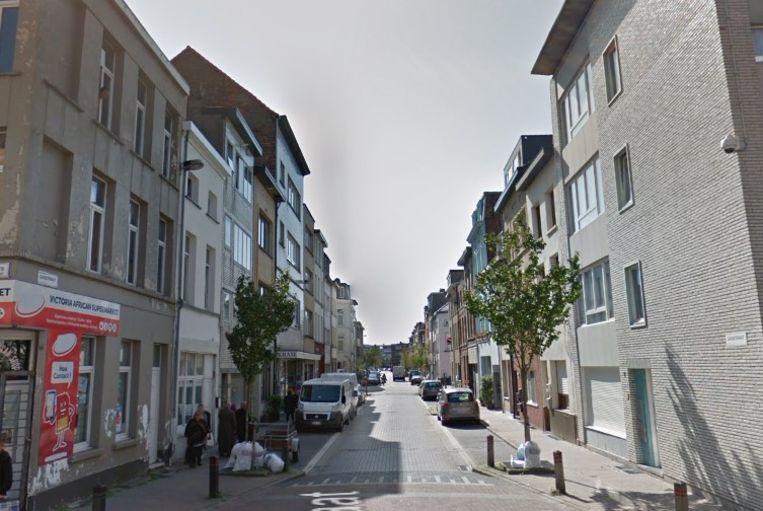 De brutale home invasion deed zich voor in de Gasstraat.