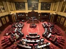 Les sénateurs ont prêté serment, pas de Vlaams Belang au perchoir