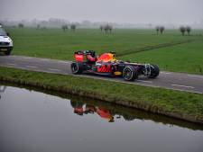 Formule 1-bolides scheuren door de polder: 'Ik zat op de wc en dacht: wat hoor ik nou? Een naaimachine?'