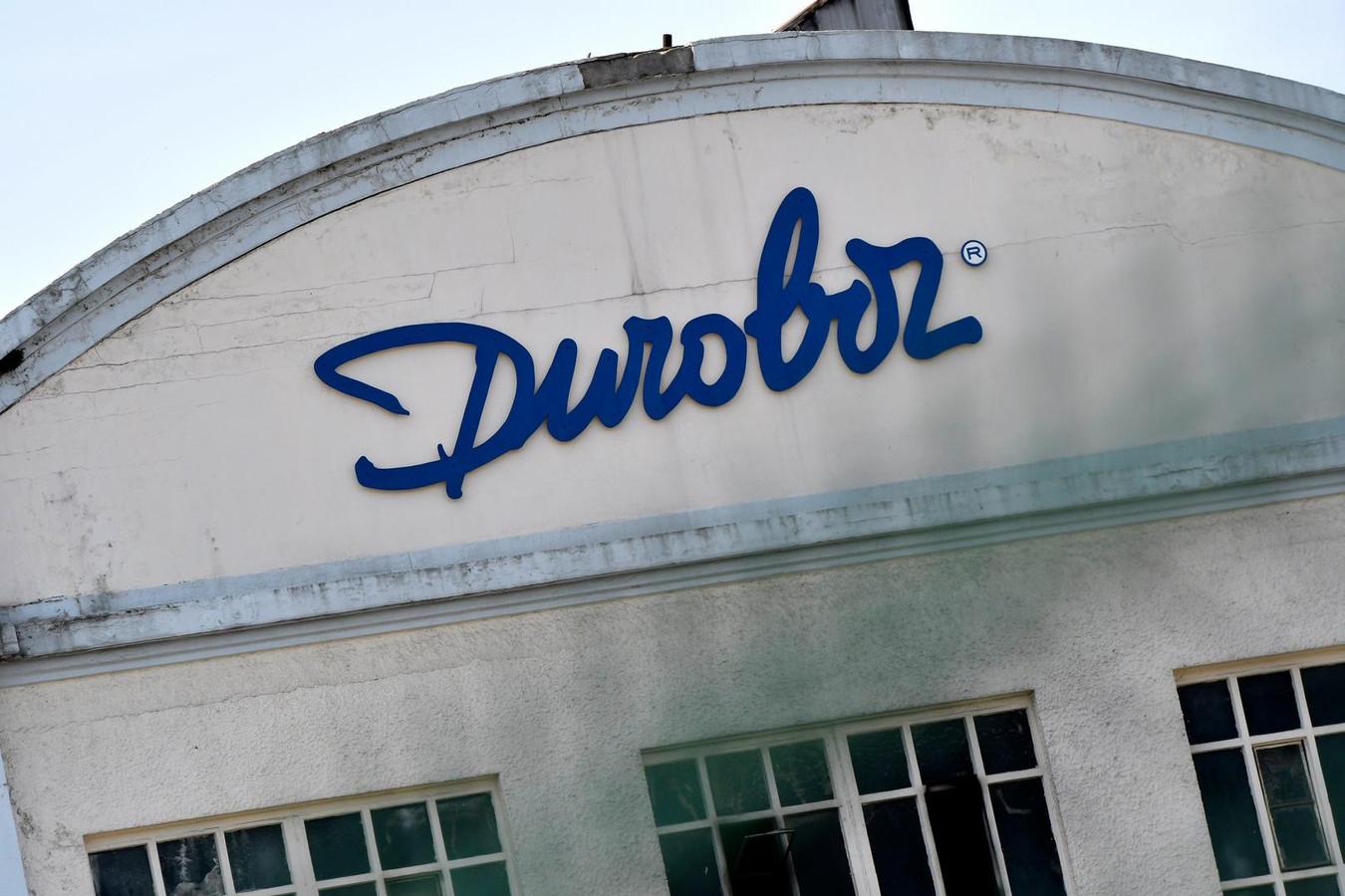 La gobeleterie Durobor à Soignies.