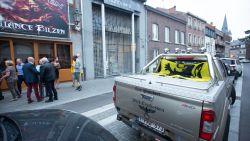 """Dit is de man die met nazisymbolen op zijn pick-up naar Brussel trok: """"Ik stem rechts ja, maar ben géén nazi"""""""