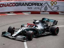 Hamilton arrache la pole de justesse à Monaco