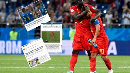 """""""Generaties redden na mislukkingen"""" en """"België kan voor problemen zorgen"""": zo blikt Braziliaanse pers vooruit naar kraker tegen 'Bélgica'"""