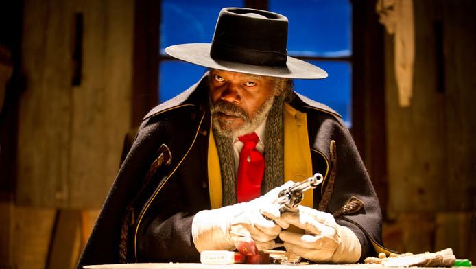 Samuel L. Jackson in de film.