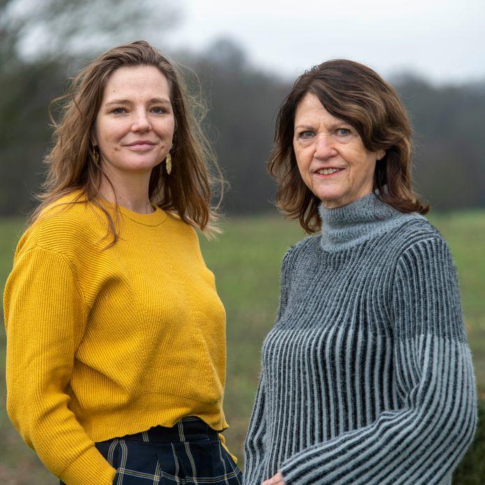 Leny de Ruiter uit Moergestel en haar dochter Elise, woonachtig in Maastricht, gaan vluchtelingen op het Griekse eiland Lesbos helpen.