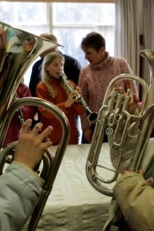 Kunnen muziekverenigingen blijven in Westvoorne? Ze betwijfelen het vanwege stijgende huurprijzen