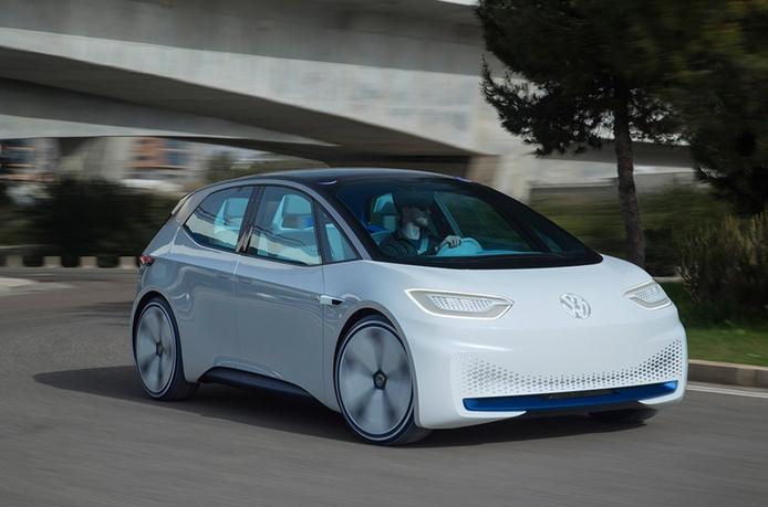 Zo moet de 20.000 euro kostende Volkswagen I.D. er ongeveer uit gaan zien