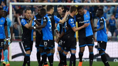 LIVE: Sterk Club Brugge duikt comfortabel kleedkamers in, Charleroi ziet sterretjes (3-0)