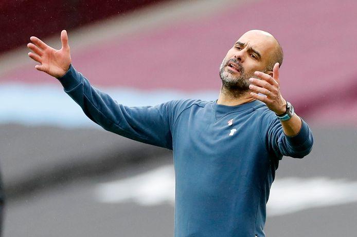 Pep Guardiola ziet hoe zijn City een haperende start neemt in de Premier League. Geen alleenstaand geval.