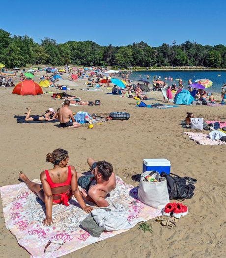 LIVE | Code oranje voor tropisch Brabant, 'Playa de Breda' verslaat bekende vakantieoorden