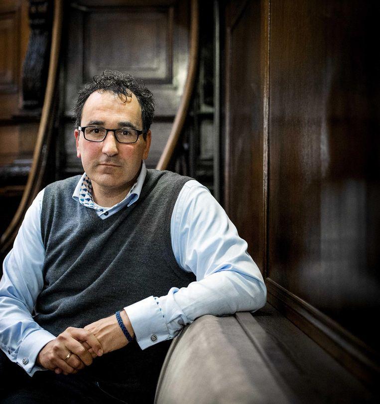 De wetenschapper Diederik Stapel werd in 2011 geschorst voor grootschalige wetenschapsfraude. Beeld null