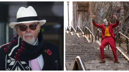 Controversiële muzikant Gary Glitter zal honderdduizenden ponden verdienen aan nieuwe 'Joker'