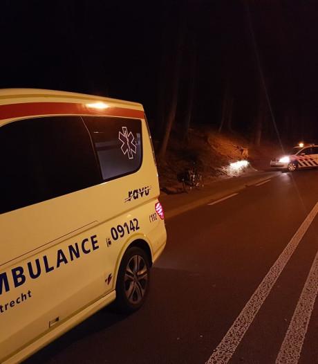 Man uit Rhenen gewond geraakt na ongeval met e-bike